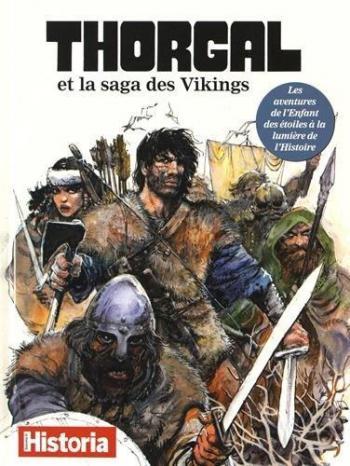 Couverture de l'album Thorgal - HS. Thorgal et la saga des Vikings