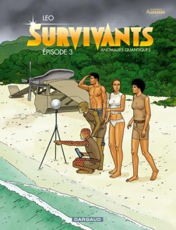 Couverture de l'album Les Mondes d'Aldébaran IV - Survivants - 3. Épisode 3