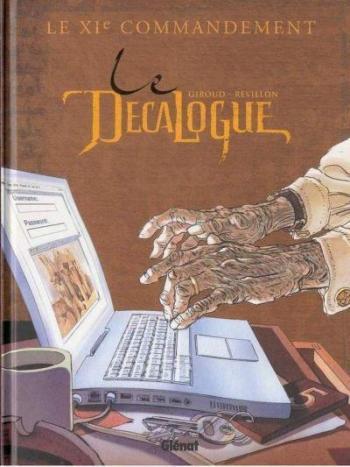 Couverture de l'album Le Décalogue - HS. Le XIe Commandement