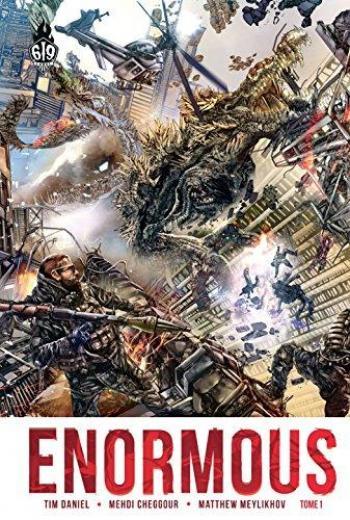 Couverture de l'album Enormous - 1. Extinction Level Event