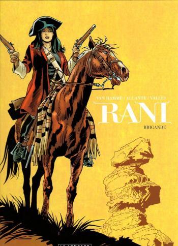 Couverture de l'album Rani - 2. Brigande