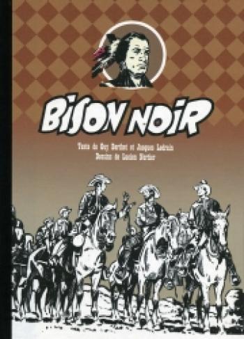 Couverture de l'album Bison Noir (One-shot)