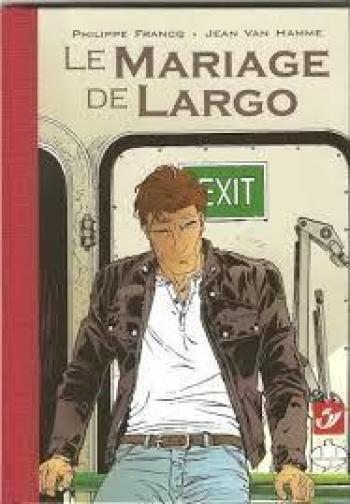 Couverture de l'album Largo Winch - HS. Le Mariage de Largo