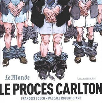 Couverture de l'album Le Procès Carlton (One-shot)