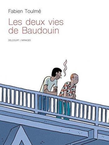 Couverture de l'album Les Deux Vies de Baudouin (One-shot)