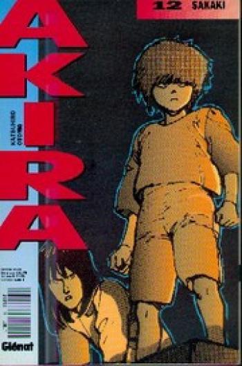 Couverture de l'album Akira (Kiosque) - 12. Sakaki