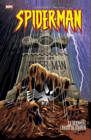Couverture de l'album Spider-Man - La dernière chasse de Kraven (One-shot)