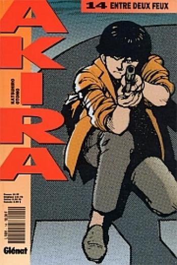 Couverture de l'album Akira (Kiosque) - 14. Entre deux feux