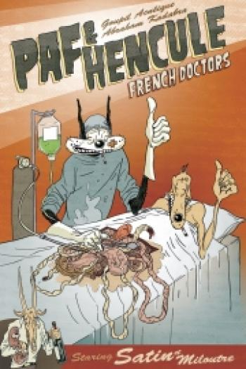 Couverture de l'album Paf & Hencule - 1. Tome 1