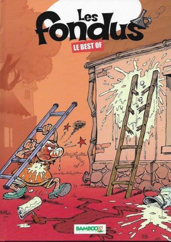 Couverture de l'album Les Fondus - HS. HS2 - Le best of