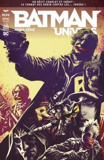 Couverture de l'album Batman Univers - Hors série - 4. Batman Univers HS - Tome 4