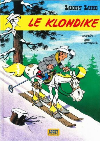 Couverture de l'album Lucky Luke - 66. Le Klondike