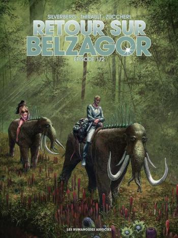 Couverture de l'album Retour sur Belzagor - 1. Épisode 1/2