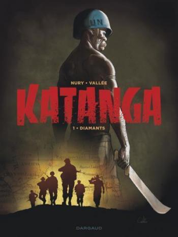 Couverture de l'album Katanga - 1. Diamants