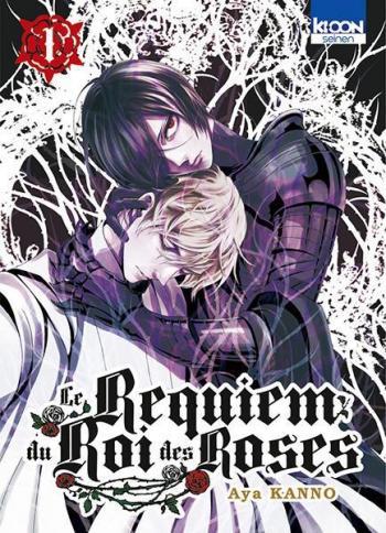 Couverture de l'album Le Requiem du roi des roses - 1. Tome 1