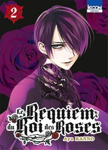 Couverture de l'album Le Requiem du roi des roses - 2. Tome 2