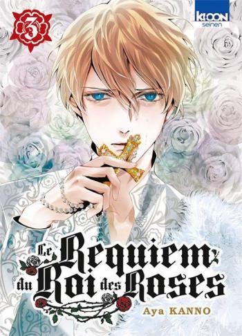 Couverture de l'album Le Requiem du roi des roses - 3. Tome 3