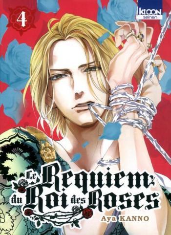 Couverture de l'album Le Requiem du roi des roses - 4. Tome 4