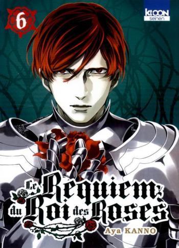Couverture de l'album Le Requiem du roi des roses - 6. Tome 6