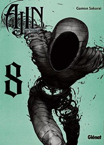 Couverture de l'album Ajin - Semi humain - 8. Tome 8