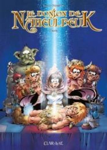 Couverture de l'album Le Donjon de Naheulbeuk - 20. Sixième saison - partie 2