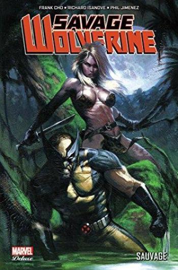 Couverture de l'album Savage Wolverine (One-shot)