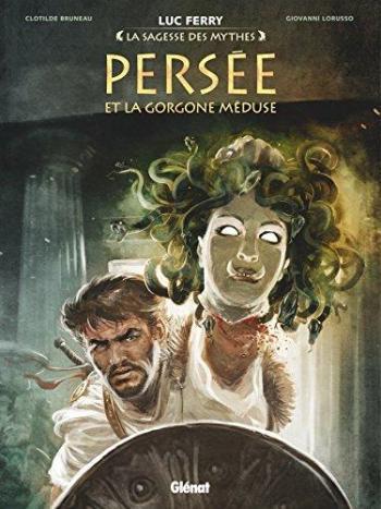 Couverture de l'album Persée et la Gorgone Méduse (One-shot)