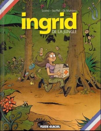 Couverture de l'album Ingrid de la jungle (One-shot)