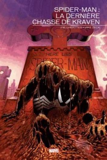 Couverture de l'album Spider-Man (Marvel Events) - 1. La dernière chasse de Kraven