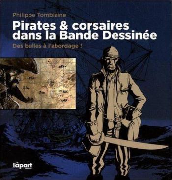 Couverture de l'album Pirates et corsaires dans la bd (One-shot)