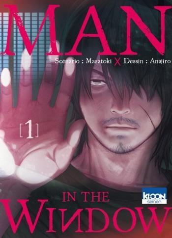 Couverture de l'album Man in the Window - 1. Tome 1