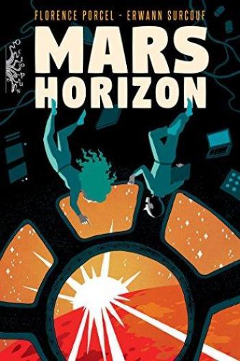 Couverture de l'album Mars Horizon (One-shot)