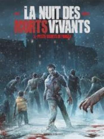 Couverture de l'album La Nuit des morts-vivants (Vents d'Ouest) - 3. Petits secrets de famille