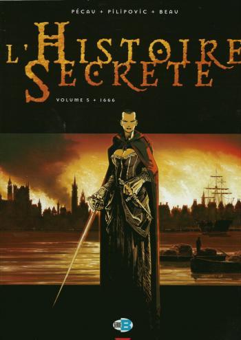 Couverture de l'album L'Histoire secrète - 5. 1666