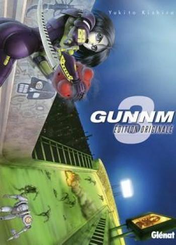 Couverture de l'album Gunnm - 3. L'Ange de la mort