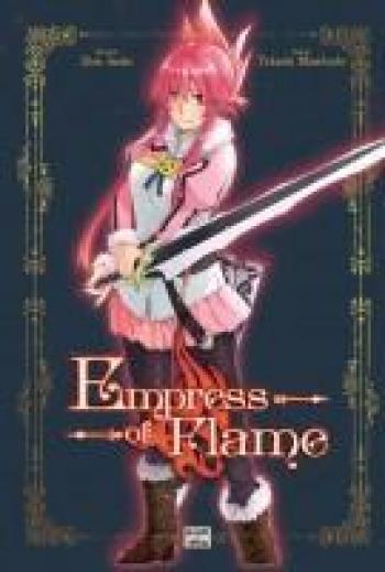 Couverture de l'album Empress of Flame (One-shot)