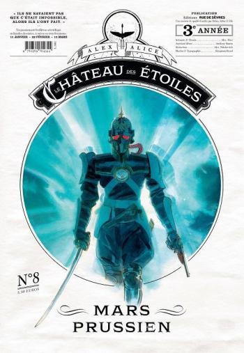 Couverture de l'album Le Château des étoiles (Gazette) - 8. Mars prussien