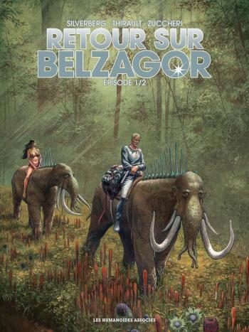 Couverture de l'album Retour sur Belzagor - 1. Retour sur Belzagor