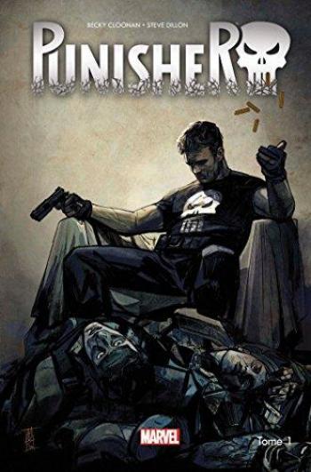 Couverture de l'album Punisher (All-new All-different) - 1. Opération Condor