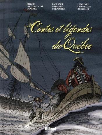 Couverture de l'album Contes et légendes du Québec (One-shot)