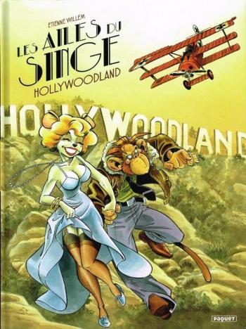 Couverture de l'album Les Ailes du singe - 2. Hollywoodland