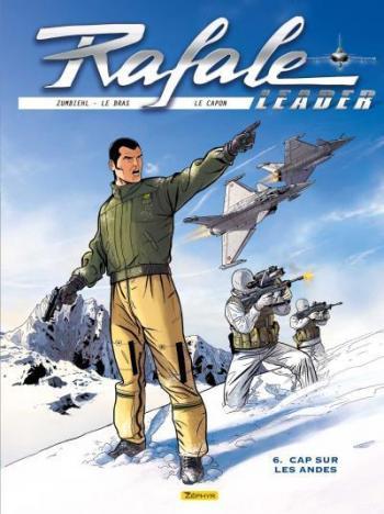 Couverture de l'album Rafale Leader - 6. Cap sur les Andes