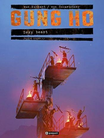 Couverture de l'album Gung Ho - 6. Sexy beast 3.2