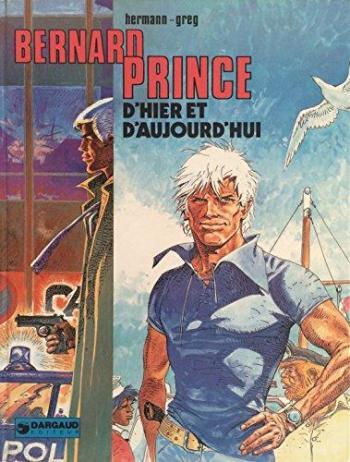 Couverture de l'album Bernard Prince - HS. d'hier et d'aujourd'hui