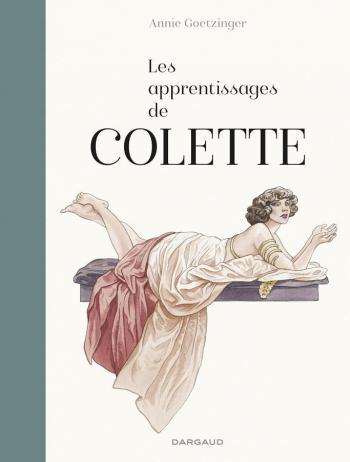 Couverture de l'album Les Apprentissages de Colette (One-shot)
