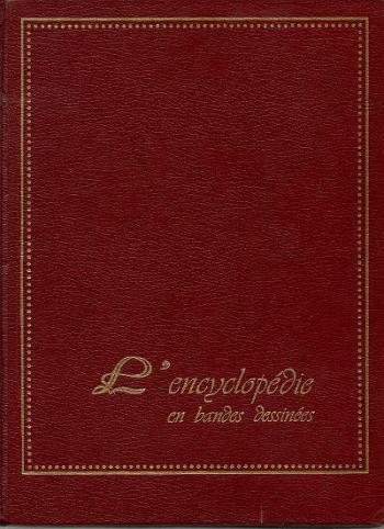 Couverture de l'album L'Encyclopédie en bandes dessinées - INT. L'Être humain