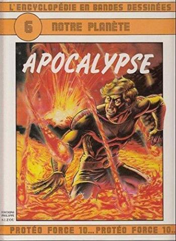 Couverture de l'album L'Encyclopédie en bandes dessinées - 6. Apocalypse