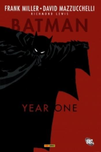 Couverture de l'album Batman - Année Un (One-shot)