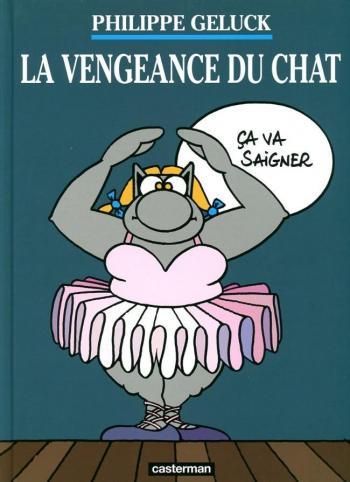 Couverture de l'album Le Chat - 3. La Vengeance du Chat