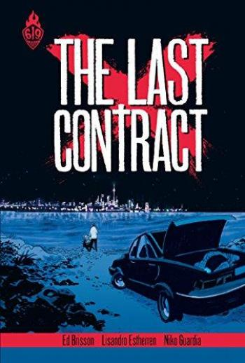 Couverture de l'album The Last Contract (One-shot)